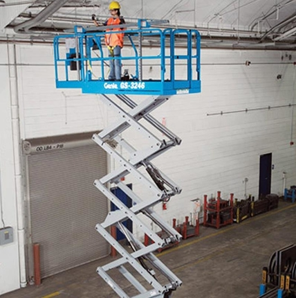 GS-2646 Electric Scissor Lift