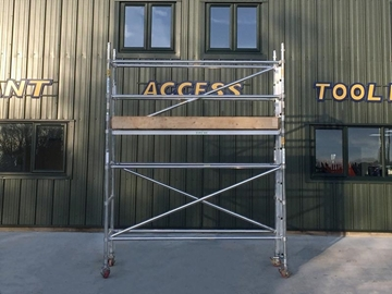 Aluminium Tower Scaffold 2.2m