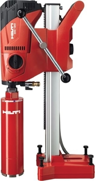 Hilti DD120 Wet Drilling Rig