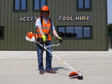 Strimmer/ Brushcutter (Heavy Duty)