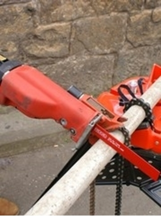 Pipe Saw