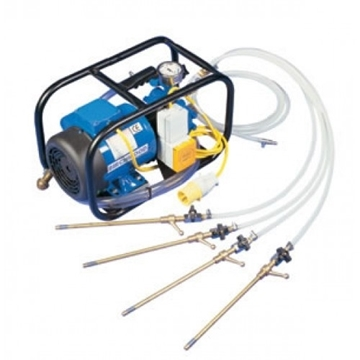 Damp Proof Injection Unit