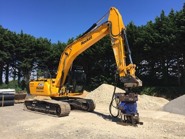Picture for category Excavator Attachments