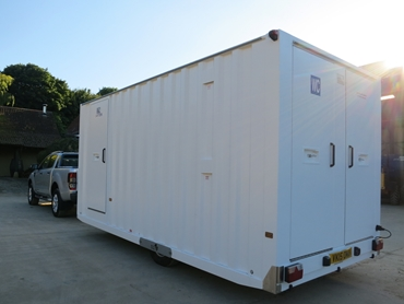 Picture for category Portable Welfare Cabins
