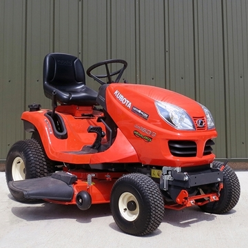 Picture of Kubota GR1600-II Ride on Mower (Diesel)
