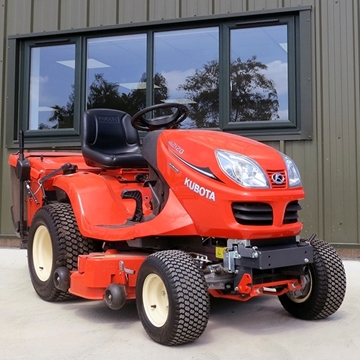 Picture of Kubota GR2120 Ride on Mower (Diesel)