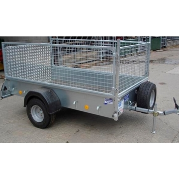 Picture of Mule Trailer