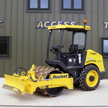 Picture of Bomag 124-40 PDH Roller