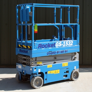 Picture of GS-1532 Electric Scissor Lift