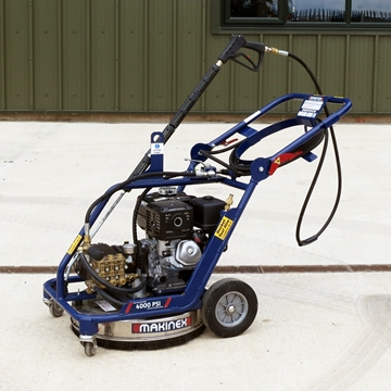 Picture of Petrol Pressure Washer Floor Cleaner