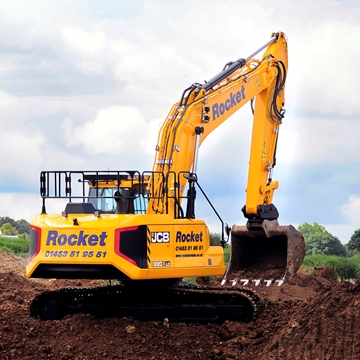 Picture of 20 Tonne Excavator Demo Spec