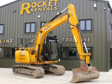 Picture of JCB JS 130 LC