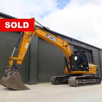 Picture of JCB JS 220 LC