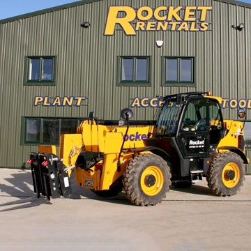 Picture of 17 Metre Telehandler