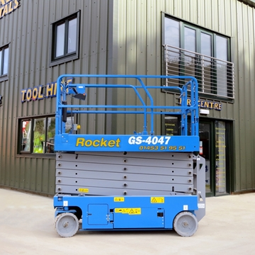 Picture of GS-4047 Electric Scissor Lift