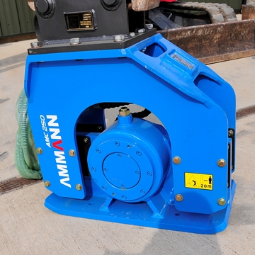 Picture of Compactor Plates