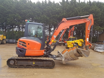Picture of KUBOTA U55
