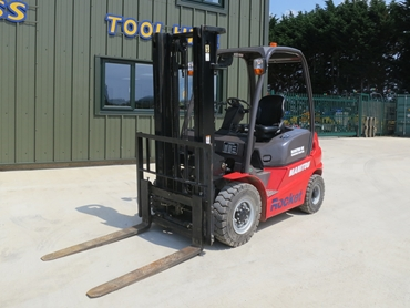 Picture for category Used Forklifts