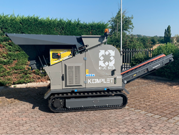 Picture of Komplet K-JC 503 Crusher