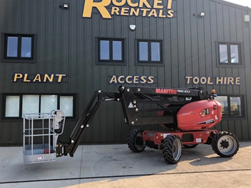 Picture of Manitou 160 ATJ